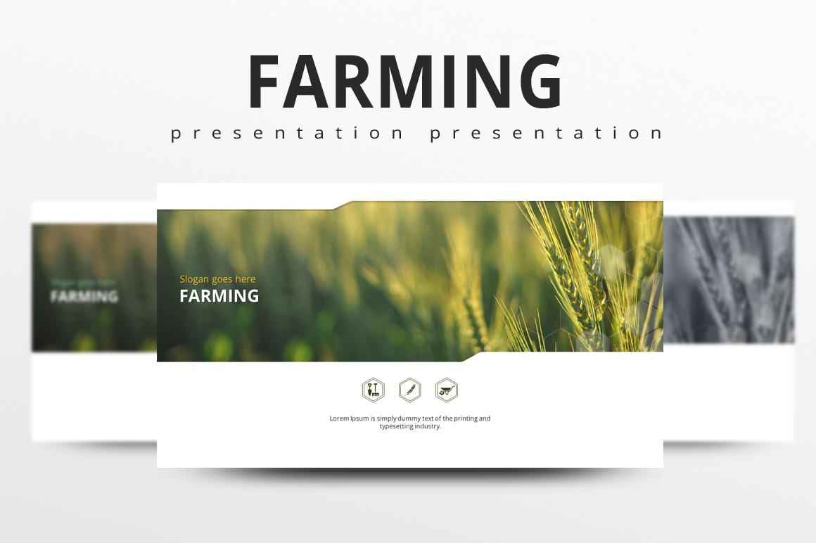Farming PowerPoint Template