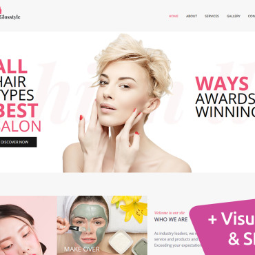 Website Template № 103103