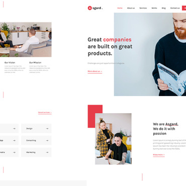 Website Template № 103149