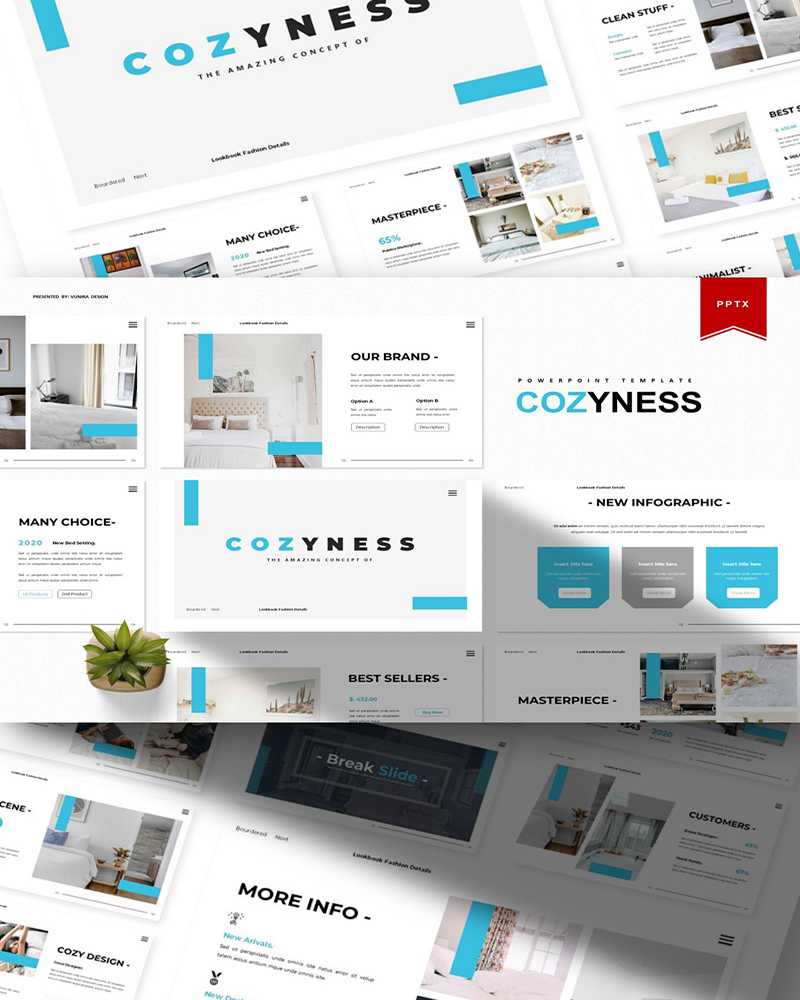 Cozyness | PowerPoint Template