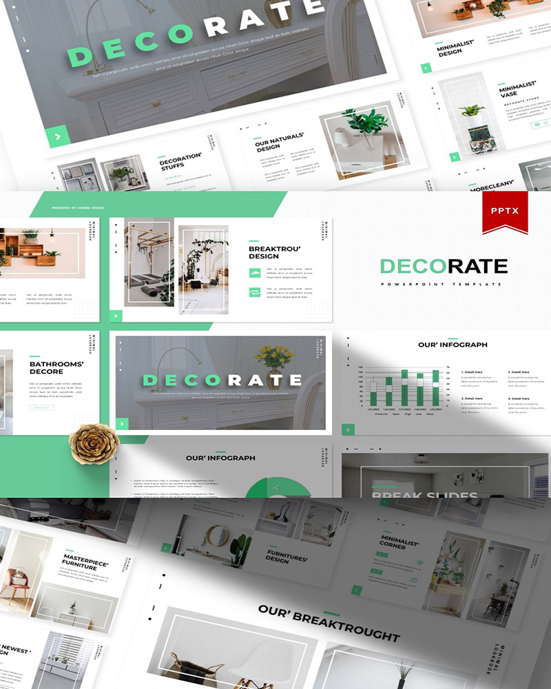 Decorate | PowerPoint Template