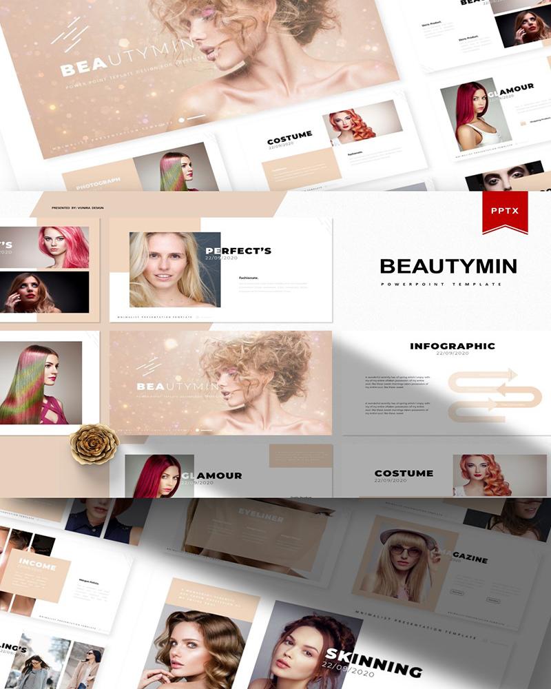 Beautymin | PowerPoint Template