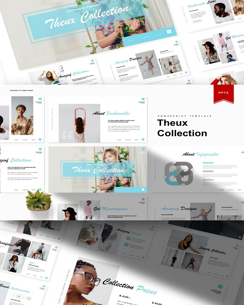 Theux Collection | PowerPoint Template