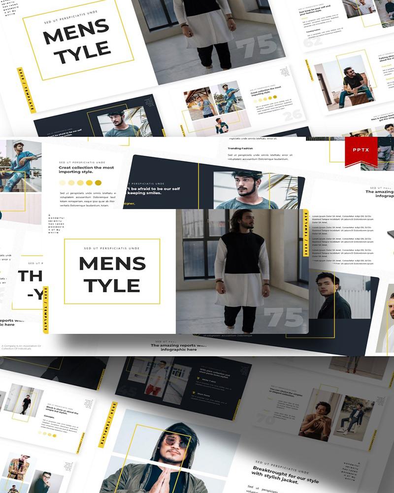 Men Style | PowerPoint Template