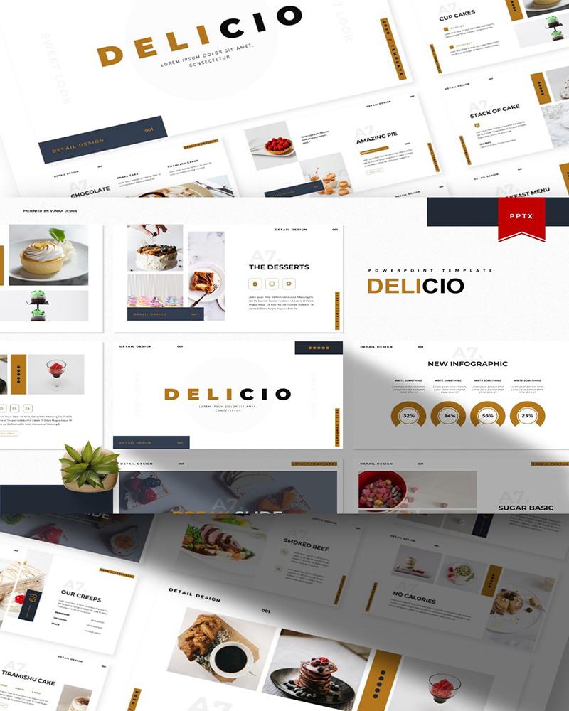 Delicio | PowerPoint Template