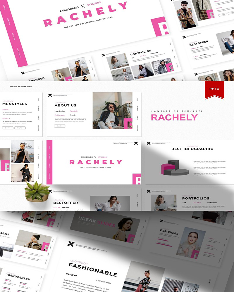 Rachely | PowerPoint Template