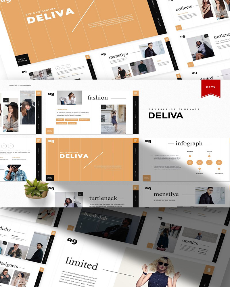Deliva | PowerPoint Template