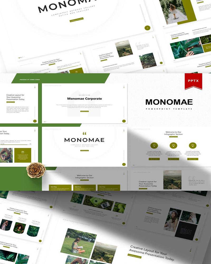 Monomae | PowerPoint Template