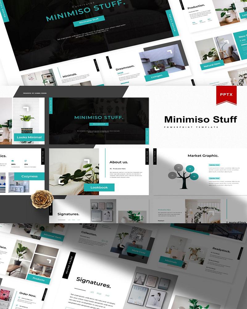 Minimiso   PowerPoint Template