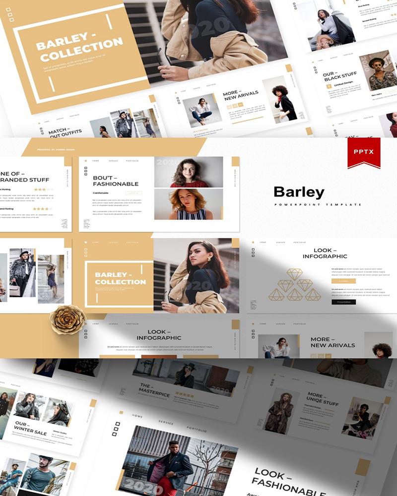 Barley | PowerPoint Template