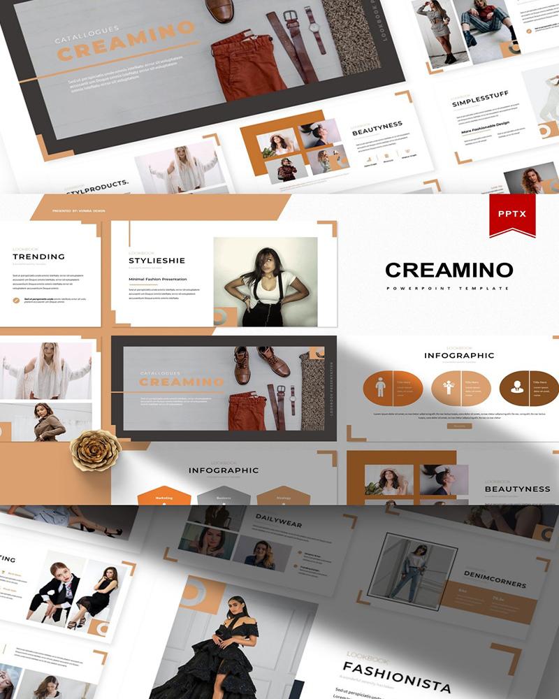 Creamino | PowerPoint Template