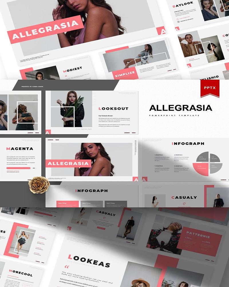 Allegrasia | PowerPoint Template