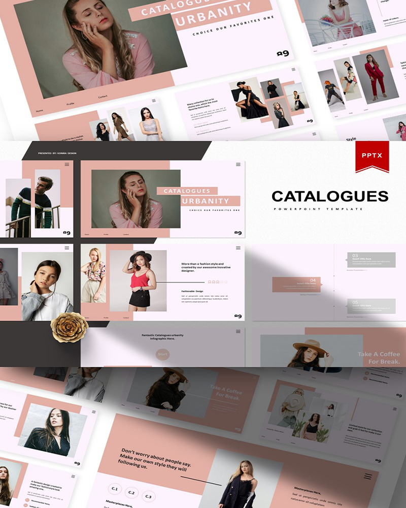 Catalgues | PowerPoint Template