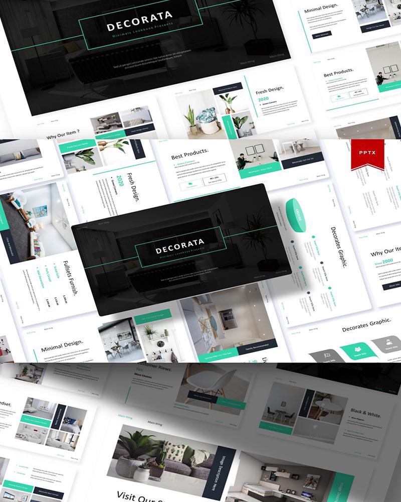 Decorata | PowerPoint Template
