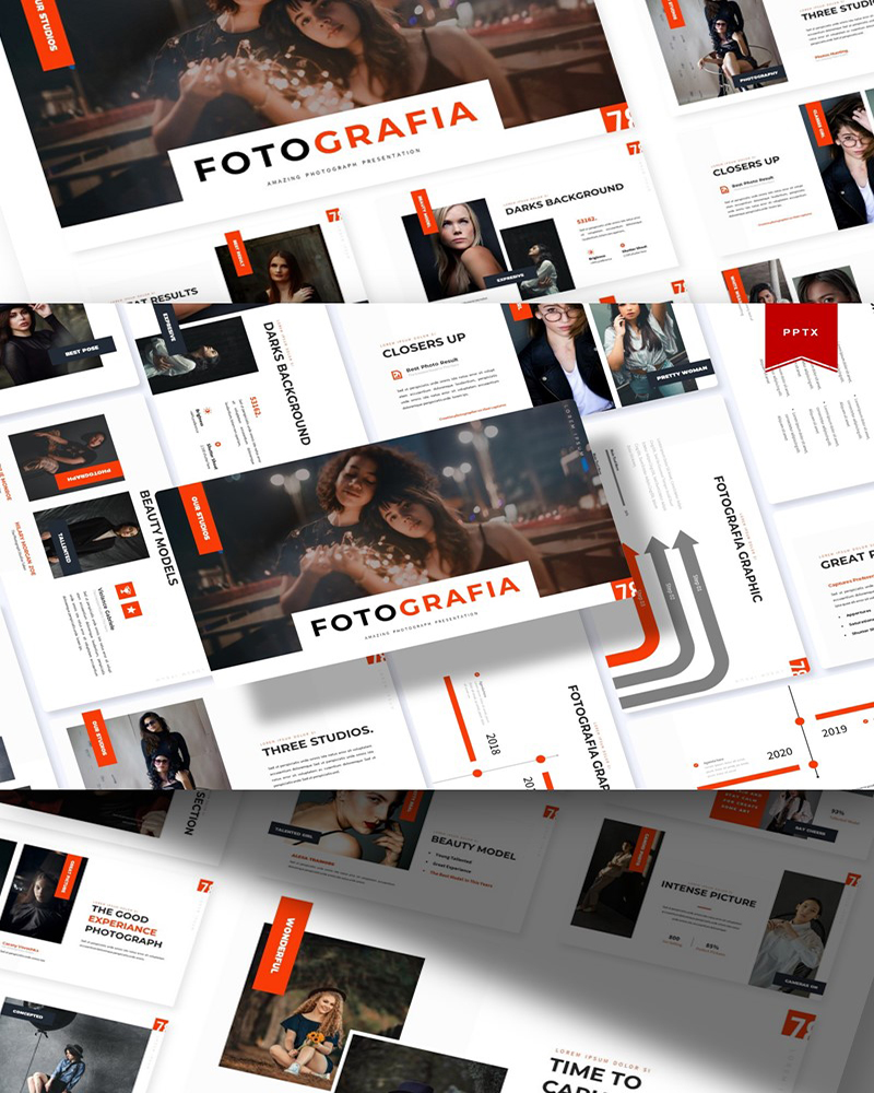 Fotogrfia | PowerPoint Template