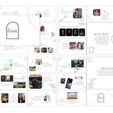 Template Amenajări interioare și mobilă PowerPoint #103801