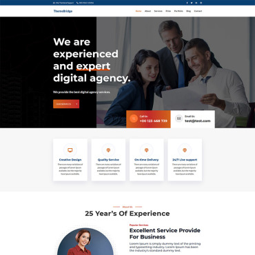 Website Template № 103911