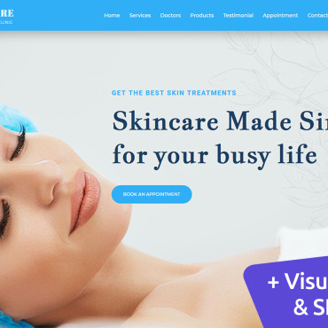 Website Template № 103912