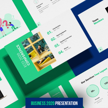 Website Template № 103980