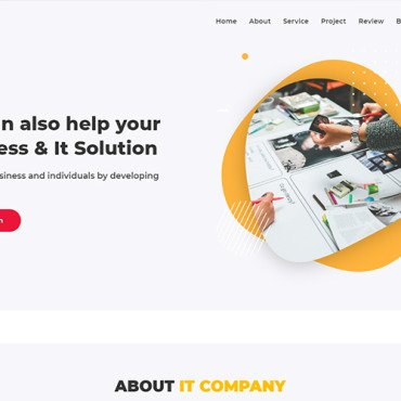 Website Template № 104276