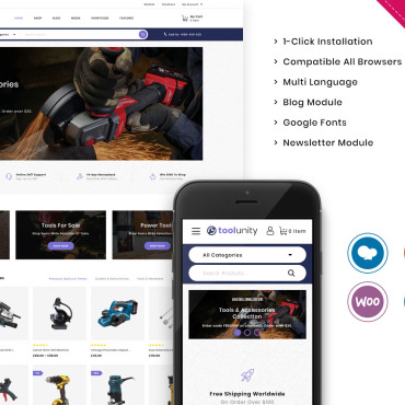 Template WooCommerce #104277