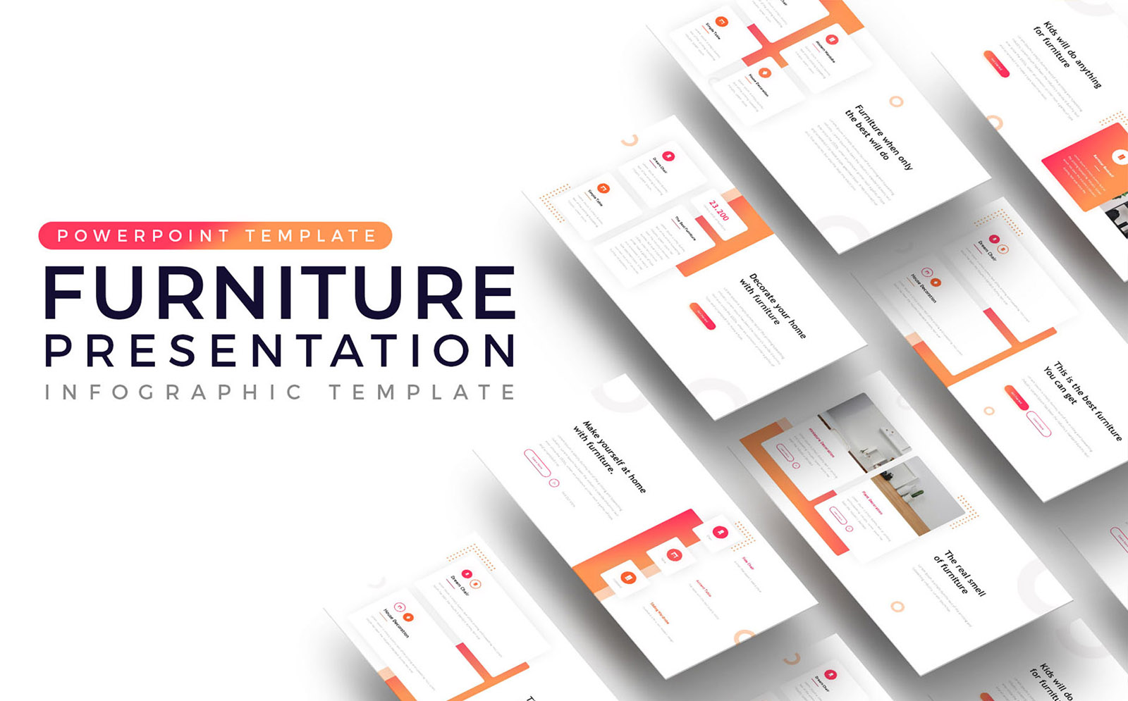 Furniture Presentation PowerPoint Template