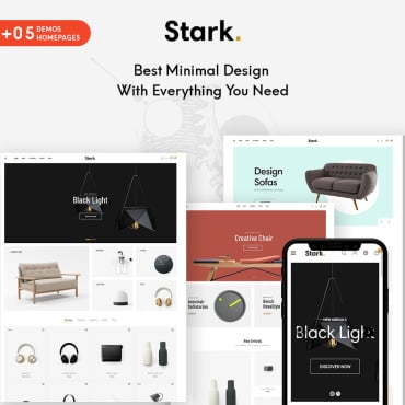 Website Template № 104695