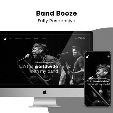 Website Template № 104702
