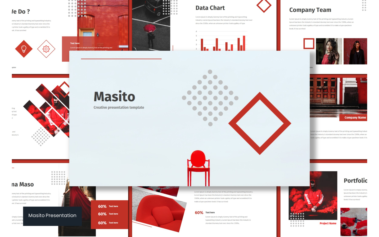 Masito PowerPoint Template