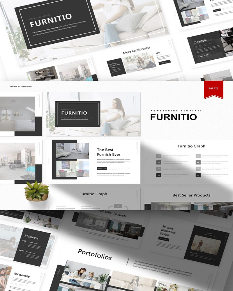 Furnitio | PowerPoint Template