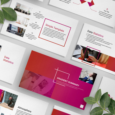 Template Afaceri PowerPoint #106093