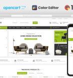 Šablona pro OpenCart #107016