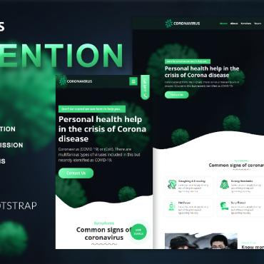 Template Page d'atterrissage #107100