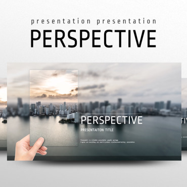 Template Afaceri PowerPoint #107269