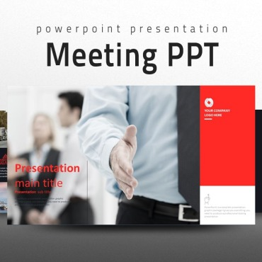 Template Afaceri PowerPoint #107272