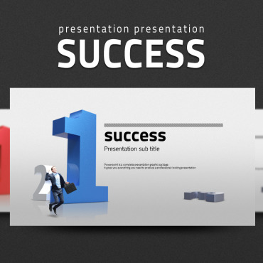 Template Afaceri PowerPoint #107273