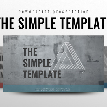 Template Afaceri PowerPoint #107275