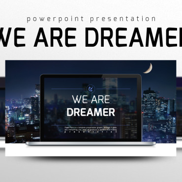 Template Afaceri PowerPoint #107277