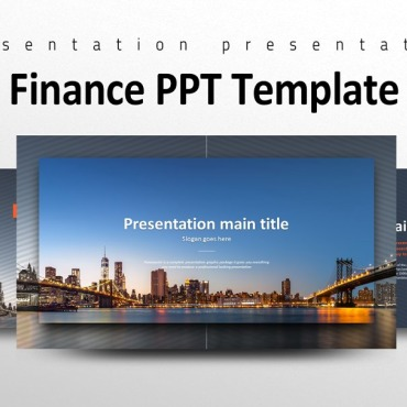 Template Afaceri PowerPoint #107278
