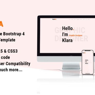 Website Template № 107870