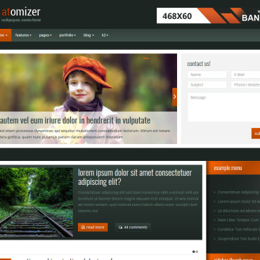 Website Template № 108078