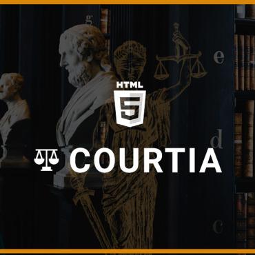Template Legislație HTML, JS şi CSS #108083