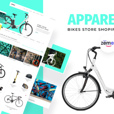 Template Transport Shopify #108092