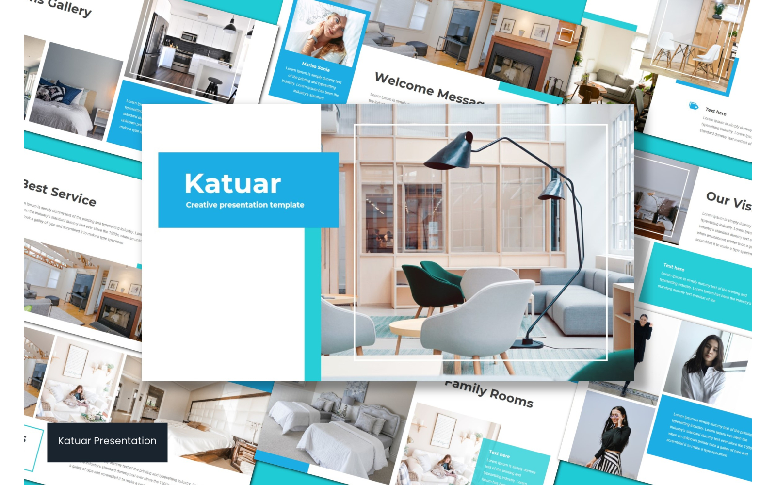 Katuar PowerPoint Template