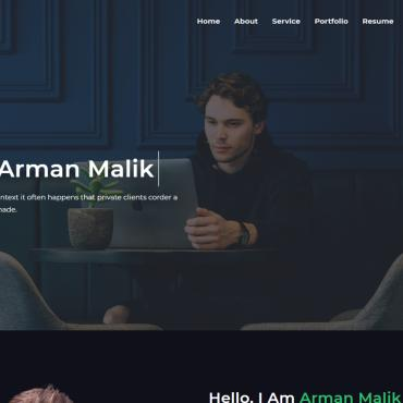 Website Template № 108729
