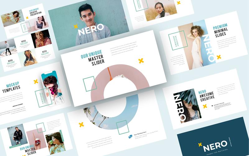 Nero Creative PowerPoint Template
