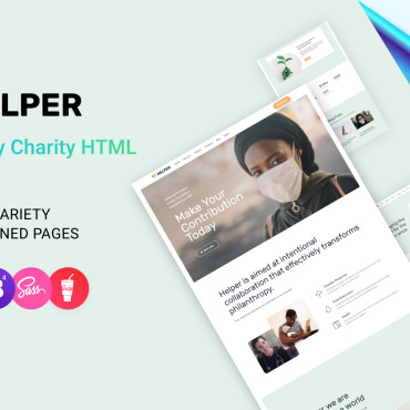 Website Template № 108853