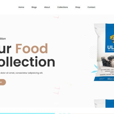 Template Animale de companie Shopify #108977