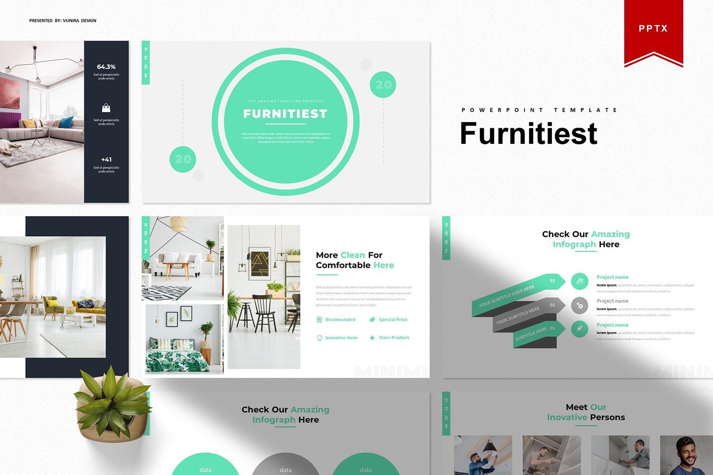 Furnitiest | PowerPoint Template