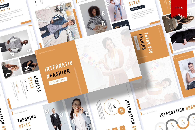 Internation | PowerPoint Template